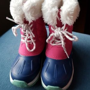 Carter's Girls Snow Boots